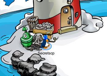 Club Penguin Field Ops 15 Buoy