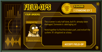 Club Penguin Field Ops 15
