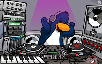 Club Penguin DJ3K