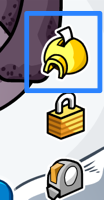 Club Penguin Igloo Submit Button