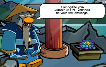 Club Penguin Card-Jitsu Water Cheats