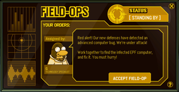 Club Penguin EPF Field Ops 21