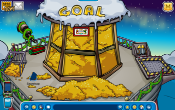 Club Penguin Coins in Beacon
