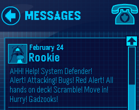 EPF message from Rookie