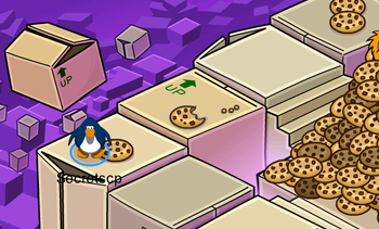 Club Penguin Field Ops 33 Box Dimension