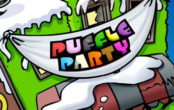 Club Penguin Puffle Party 2011