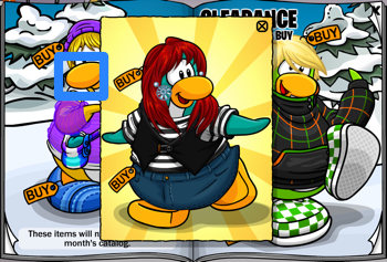 Club Penguin Boho and Black Vest Outfit