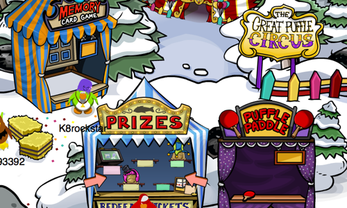Club Penguin Fair 2011