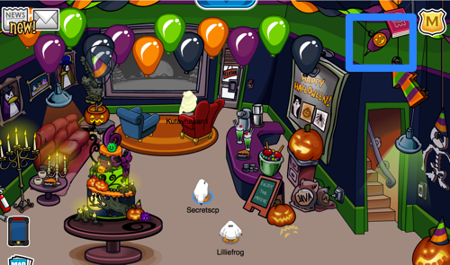 Club Penguin Sixth Anniversary Party - Get Hat, Part 1