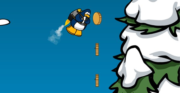 Club Penguin Jet Pack Adventure Cheats