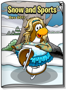 Club Penguin Sports Catalog Cheats