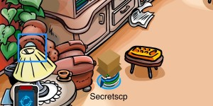 Club Penguin Egg Hunt 2012 - Egg 2