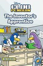 Club Penguin - The Inventor's Apprentice Book Codes