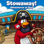 Club Penguin Stowaway - Adventures at Sea Book Codes