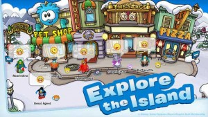 Club Penguin App